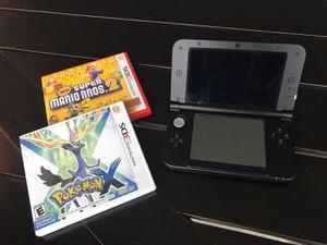 Nintendo 3DS + 2 games for Sale in Orlando, FL