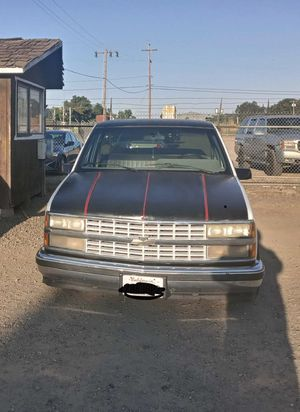 1990 Chevy Step-side for Sale in Stockton, CA