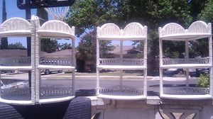 Wicker shelves for Sale in Fresno, CA