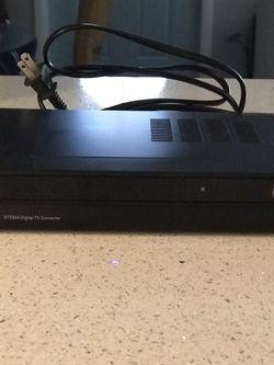Digital Tv Converter for Sale in Fort Myers,  FL
