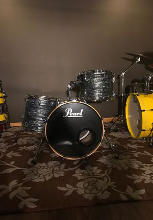 Pearl Vision Birch drum set! for Sale in Gallatin, TN