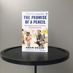The Promise of a Pencil by Adam Braun for Sale in San Diego, CA