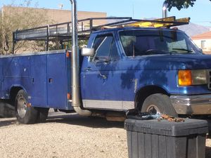 Ford 1990 f350 for Sale in Tucson, AZ