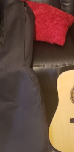 Guitar And Case for Sale in Waxahachie,  TX