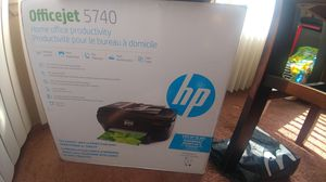 Hp officejet all-in-one printer for Sale in Los Angeles, CA