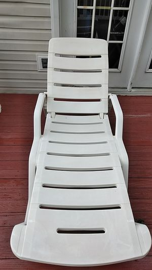 Two deck chairs for Sale in Franklin, TN