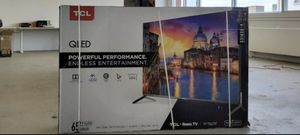 """65"""" TCL QLED SMART TV for Sale in North Las Vegas, NV"""