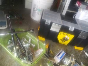 STANLEY TOOL BOX for Sale in Vancouver, WA