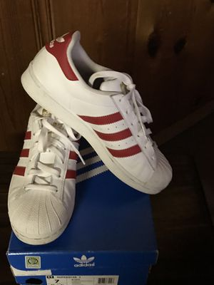 Tennis for Men's o Women's brand Adidas size 7 for Sale in Fort Worth, TX