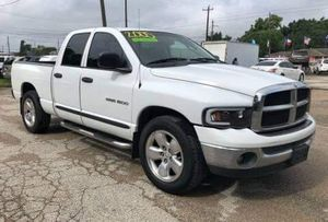 2005 Dodge Ram 1500 Crew Cab for Sale in Houston, TX