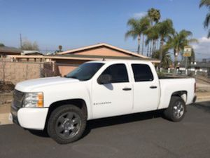 2007 Chevrolet Silverado for Sale in Lake Elsinore, CA