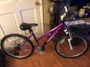 Terra 2.4 Bike Brand New with Helmet for Sale in Smyrna, GA