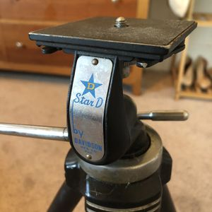 Star D Vintage Tripod for Sale in Chesapeake, VA