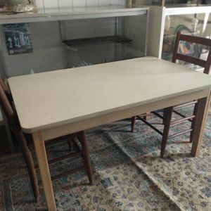 Kids Wooden Table W/ 2 Chairs for Sale in Pineville, LA