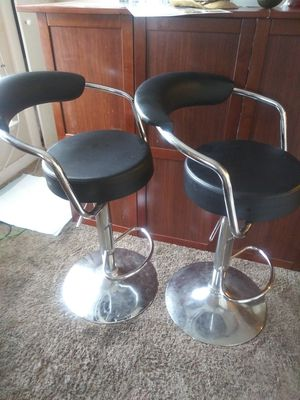 """Drink Anyone?!?"" - 2 Bar Stools & Bar for Sale in Concord, CA"