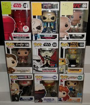 Funko Pops for Sale in Stockton, CA