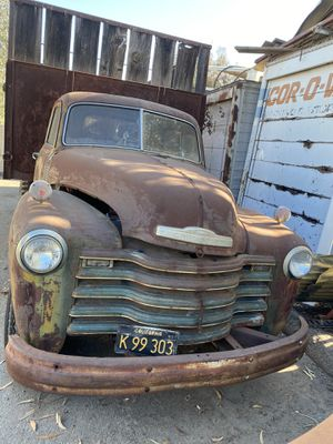 1950 Chevy Truck project or parts for Sale in Poway, CA