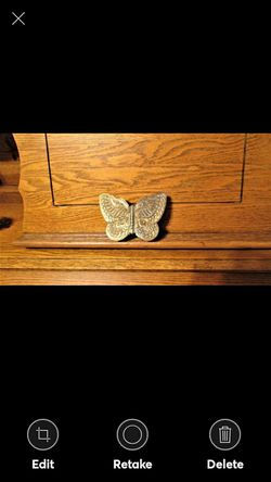 VINTAGE BUTTERFLY JEWEL BOX for Sale in Lynchburg,  VA