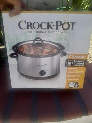 Crock-Pot brand new for Sale in Anaheim, CA