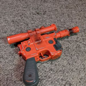 Han Solo Blaster Star Wars 90s for Sale in Greenlawn, NY
