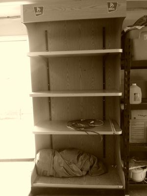 Big storage shelving unit for Sale in Las Vegas, NV