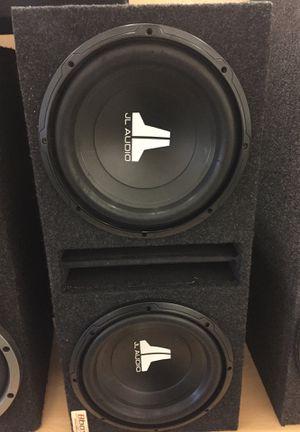 """JL Audio 12"""" for Sale in Carpentersville, IL"""