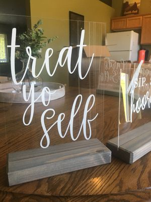 Wedding Decor for Sale in Wenatchee, WA