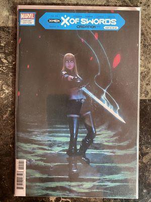 X-Men: X Of Swords Tie Ins (Marvel Comics) for Sale in Newark, CA