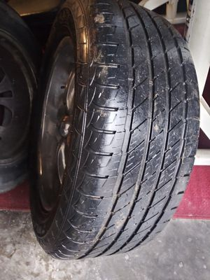 Boss rims and tires 250 for Sale in Kansas City, MO