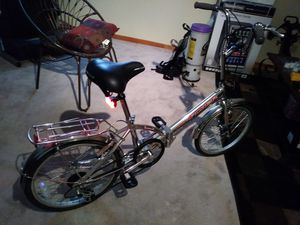 Fold up bike. for Sale in Columbus, OH