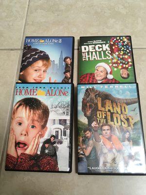 4 DVD's for Sale in Fort Pierce, FL