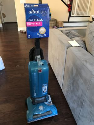 Hoover Vacuum BAGS NOT INCLUDED for Sale in Las Vegas, NV