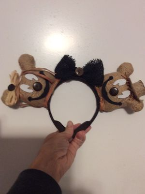 Scarecrow Disney Mickey ears for Sale in Palo Alto, CA