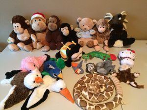 Stuffed animal and puppets for Sale in Vancouver, WA