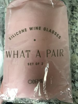 Silicone Wine Glasses for Sale in Shorewood, IL