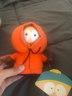 South Park Officially Licensed Kenny Plushy (Brand New w/Tags) for Sale in Vail, AZ