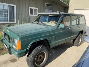 1992 Jeep cherokee for Sale in Ontario, CA