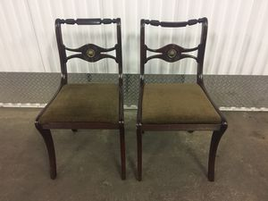 Antique dinning chairs for Sale in Chicago, IL