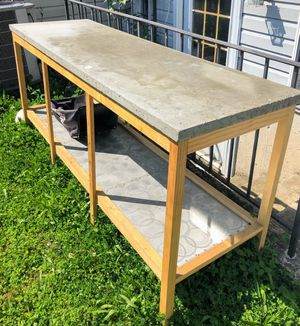 FREE Concrete Counter and Storage for Sale in Alexandria, VA