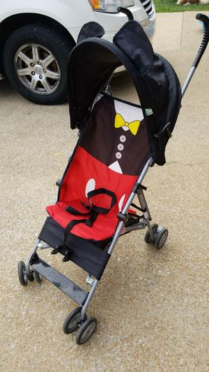 Mickey umbrella stroller for Sale in Virginia Beach, VA