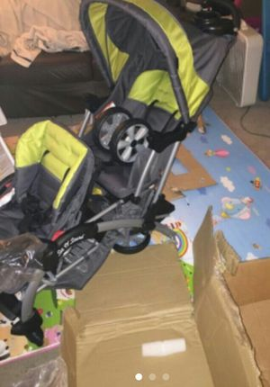 Baby trend double stroller for Sale in Detroit, MI