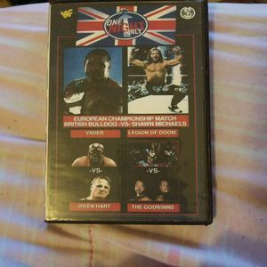 Wwf One Night Only Dvd for Sale in Chicago, IL
