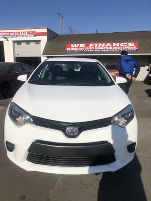 2015 Toyota Corolla LE for Sale in Dearborn, MI