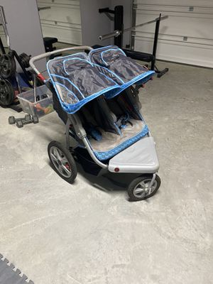 Double stroller for Sale in Mansfield, TX