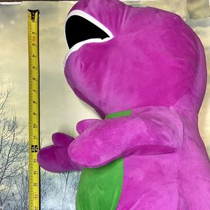 "Rare JUMBO Barney PLUSH approximately 32"" inches. Xlarge for Sale in Long Beach, CA"