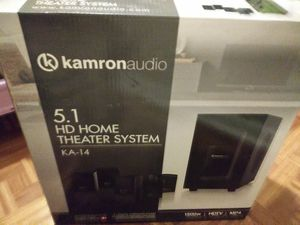 Kamdon audio home theater system for Sale in Tampa, FL
