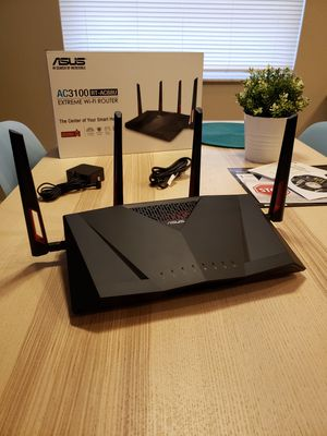ASUS RT-AC88u AC3100 Extreme Wi-Fi Router for Sale in Oviedo, FL