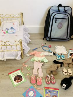American Girl Doll Bedroom And Accessories for Sale in Los Angeles,  CA