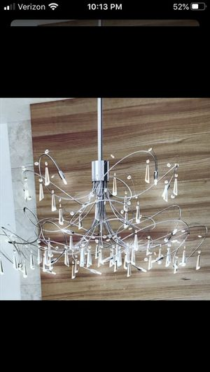 Led Crystal Chandelier for Sale in San Antonio, TX