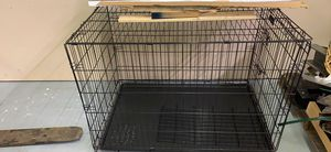 "Dog metal cage 26"" x 26"" x 43"" Aspen Pet for Sale in Conroe, TX"
